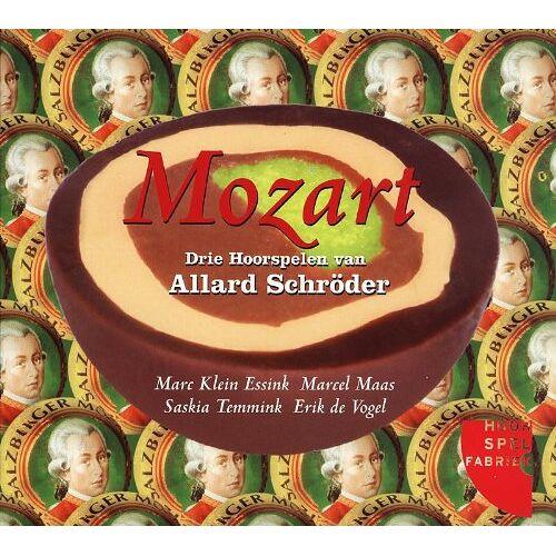 A. Schroder - Mozart: drie hoorspelen van Allard Schroder (HoorSpelFabriek) - Preis vom 28.05.2020 05:05:42 h