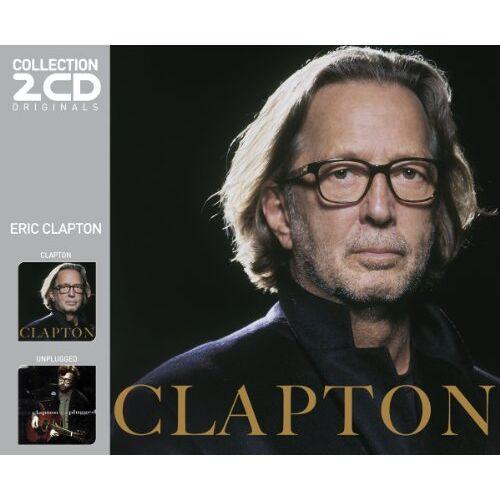 Eric Clapton - Clapton/Unplugged - Preis vom 06.09.2020 04:54:28 h