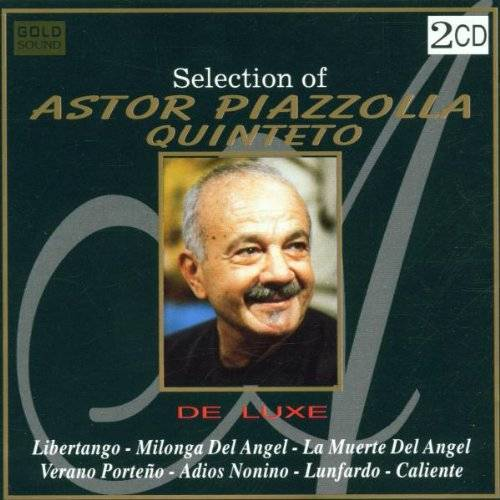 Astor Piazzolla - Selection of Astor Piazzola - Preis vom 17.10.2019 05:09:48 h
