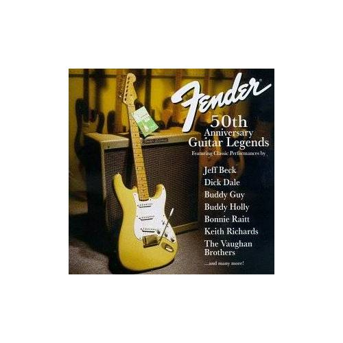 Guitar Legends - Fenders 50th Anniversary Guitar Legen - Preis vom 12.05.2021 04:50:50 h