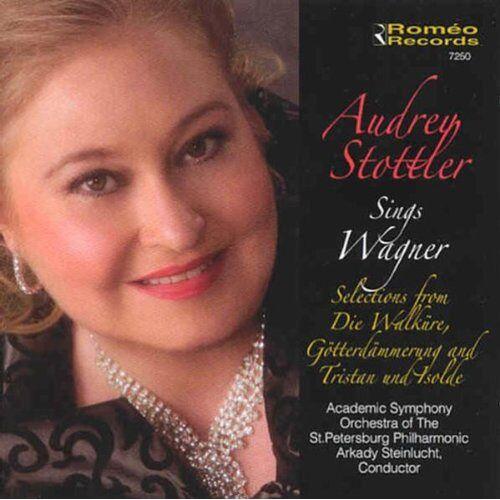 Audrey Stottler - Audrey Stottler sings Wagner - Preis vom 05.09.2020 04:49:05 h