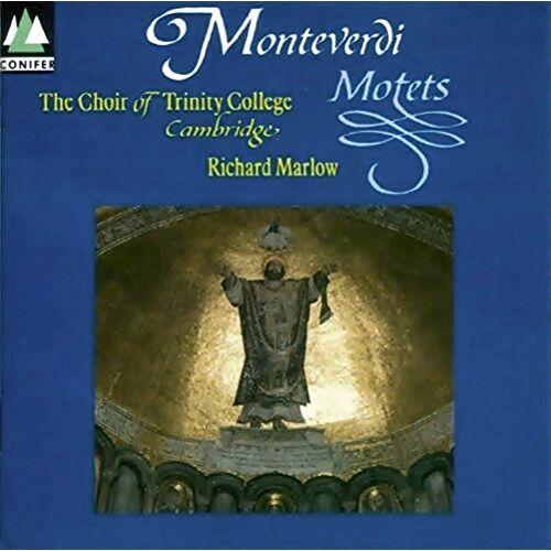 Claudio Monteverdi - Monteverdi - Motets [UK Import] - Preis vom 16.04.2021 04:54:32 h