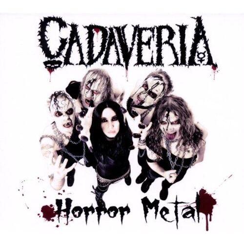 Cadaveria - Horror Metal - Preis vom 15.04.2021 04:51:42 h