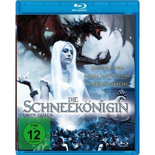 Rene Perez - Die Schneekönigin [Blu-ray] - Preis vom 11.05.2021 04:49:30 h