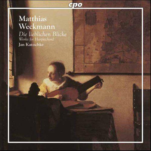 M. Weckmann - Works for Harpsichord - Preis vom 20.10.2020 04:55:35 h