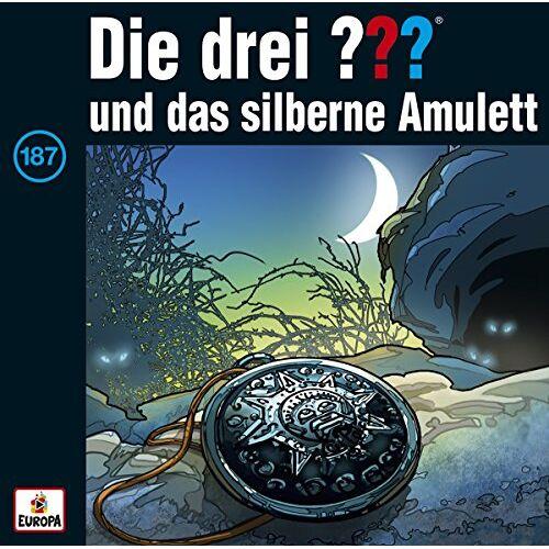 Die drei ??? - 187/und das silberne Amulett [Vinyl LP] - Preis vom 22.04.2021 04:50:21 h