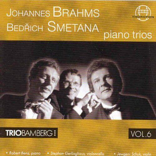 Trio Bamberg - Klaviertrios - Preis vom 06.05.2021 04:54:26 h