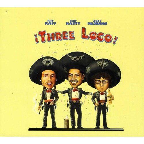 Three Loco - Three Loco Ep - Preis vom 18.10.2020 04:52:00 h