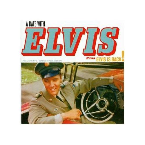 Elvis Presley - A Date With Elvis/Elvis Is Back! - Preis vom 27.02.2021 06:04:24 h