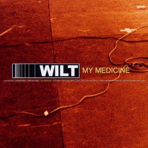 Wilt - My Medicine - Preis vom 21.10.2019 05:04:40 h