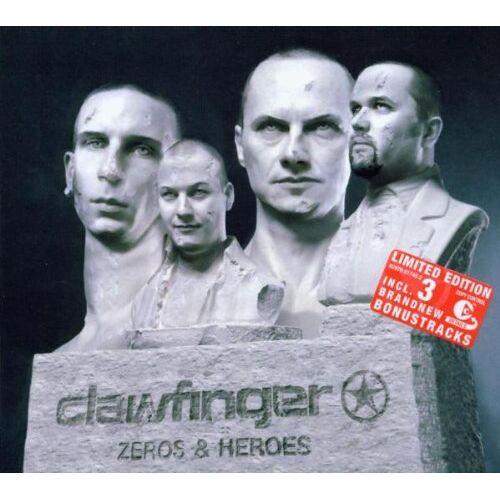 Clawfinger - Zeros & Heroes (Ltd.ed.) - Preis vom 16.01.2021 06:04:45 h