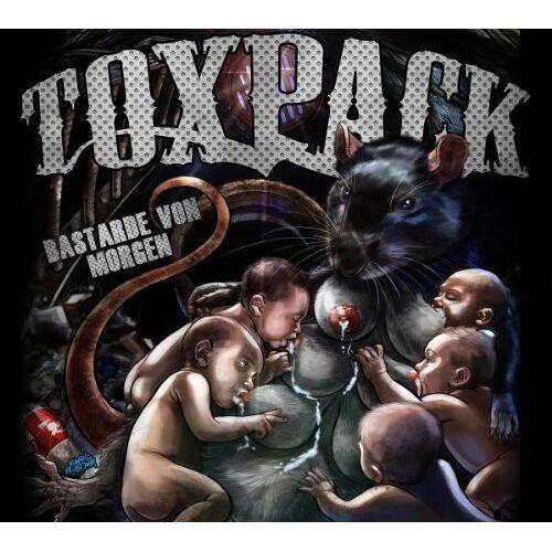 Toxpack - Bastarde Von Morgen (Digipack) - Preis vom 20.10.2020 04:55:35 h