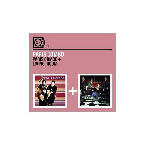Paris Combo - 2 for 1: Living Room/Paris Co - Preis vom 15.04.2021 04:51:42 h