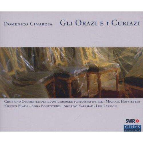 Kirsten Blaise - Cimarosa: Gli Orazi e i Curiazi - Preis vom 05.09.2020 04:49:05 h