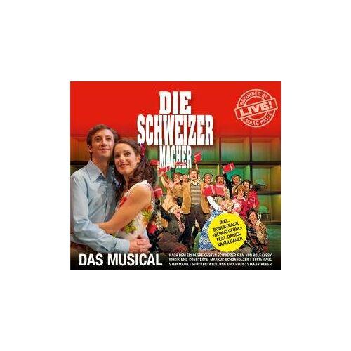 Musical - Die Schweizermacher - Preis vom 09.07.2020 04:57:14 h
