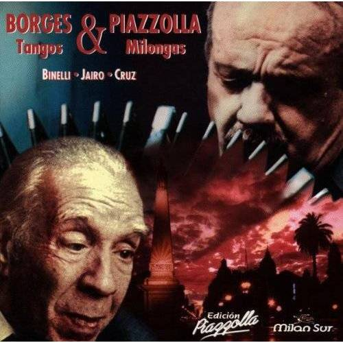 Borges & Piazzolla - Tangos & Milongas - Preis vom 02.06.2020 05:03:09 h