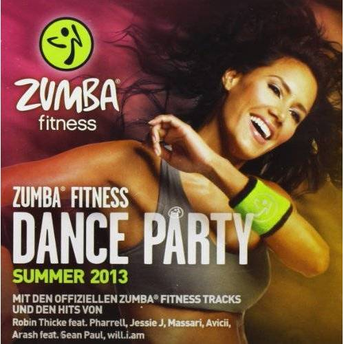 Various - Zumba Fitness Dance Party Summer 2013 - Preis vom 31.03.2020 04:56:10 h