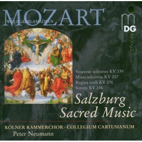 P Neumann - Salzburger Kirchenmusik - Preis vom 22.02.2021 05:57:04 h