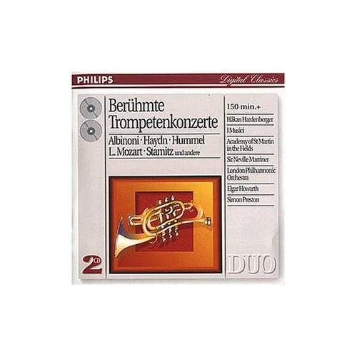 Hardenberger - Barocke Tromp Konz - Preis vom 20.10.2020 04:55:35 h