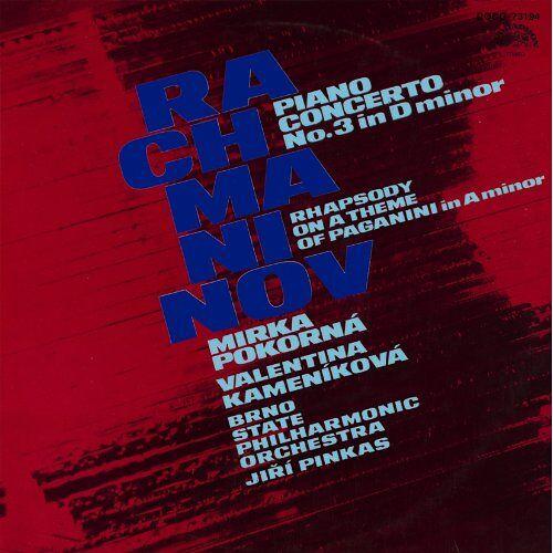 Brno State Po - Rachmaninov:Piano Concerto #3 - Preis vom 20.10.2020 04:55:35 h
