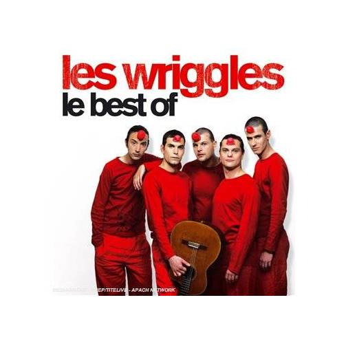 les Wriggles - Best of Les Wriggles - Preis vom 14.01.2021 05:56:14 h