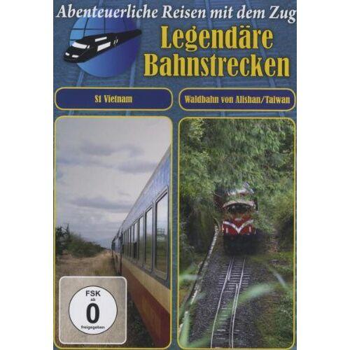 - Abenteuerliche Reisen mit dem Zug - Legendäre Bahnstrecken [3 DVDs] - Preis vom 03.05.2021 04:57:00 h
