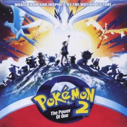 Ost - Pokemon2-the Power of One(Germ - Preis vom 01.03.2021 06:00:22 h