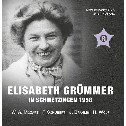 Elisabeth Grümmer - In Schwetzingen 1958 - Preis vom 06.09.2020 04:54:28 h