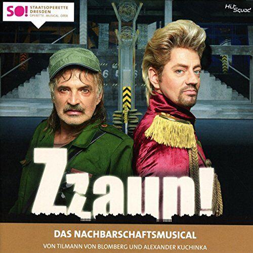 Original Cast Dresden - Zzaun! - Das Nachbarschaftsmusical - Preis vom 11.05.2021 04:49:30 h