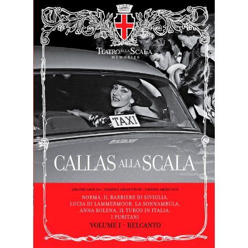 Maria Callas - Callas Alla Scala Vol.1 - Preis vom 13.04.2021 04:49:48 h