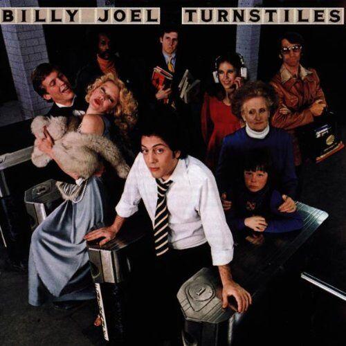 Billy Joel - Turnstiles - Preis vom 20.10.2020 04:55:35 h