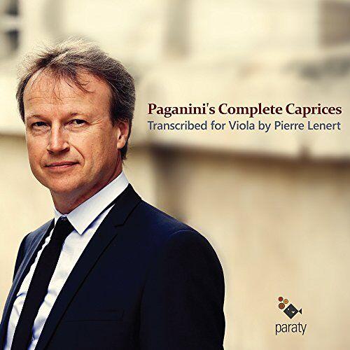 Pierre Lenert - 24 Capricci op.1 Für Violine Solo - Preis vom 17.04.2021 04:51:59 h