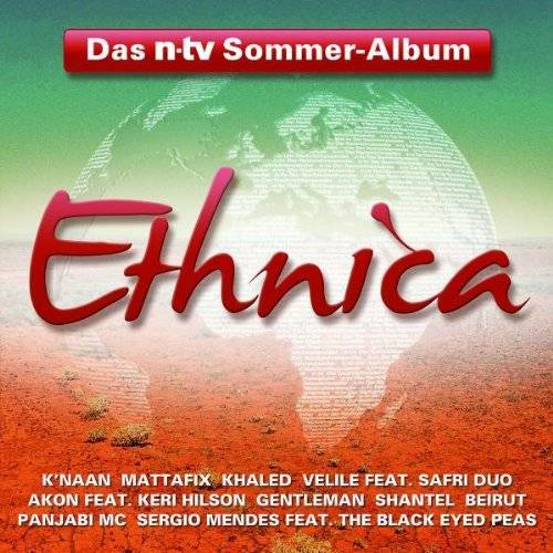 Various - Ethnica - das n-tv Sommer-Album - Preis vom 19.01.2020 06:04:52 h