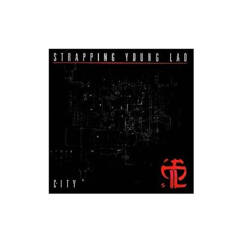 Strapping Young Lad - City - Preis vom 20.10.2020 04:55:35 h