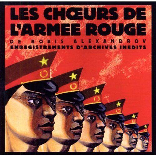 Les Choeurs de l'Armee Rouge - Les Choeurs de l Armee Rouge Vol. I - Preis vom 26.02.2021 06:01:53 h