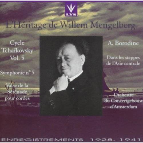 Willem Mengelberg - Mengelberg/Tschaik.-Vol.5 - Preis vom 10.04.2021 04:53:14 h