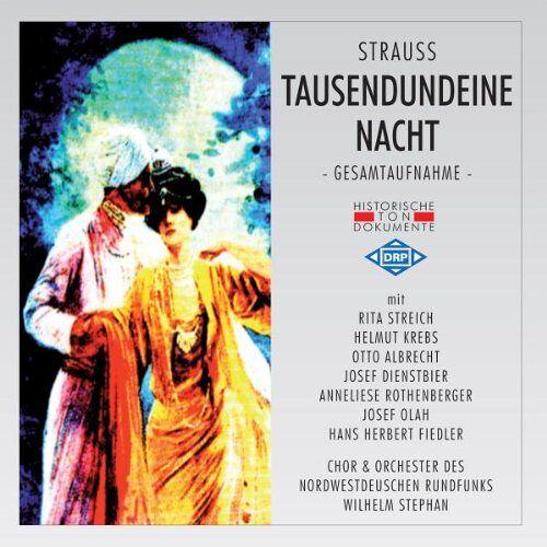 Chor & Orch.d.Nordwestdt.Rundfunks - Tausendundeine Nacht - Preis vom 18.04.2021 04:52:10 h