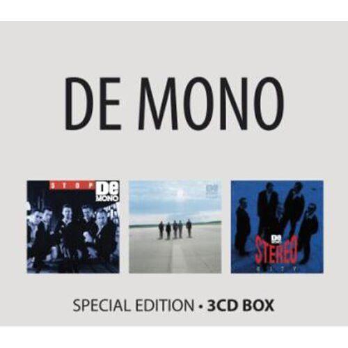 De Mono - De Mono Box - Preis vom 20.10.2020 04:55:35 h