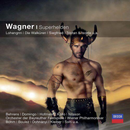 Kollo - Wagner - Superhelden - Preis vom 13.12.2019 05:57:02 h