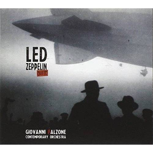 Giovanni Falzone - Giovanni Falzone Led Zeppelin Suite - Preis vom 05.03.2021 05:56:49 h