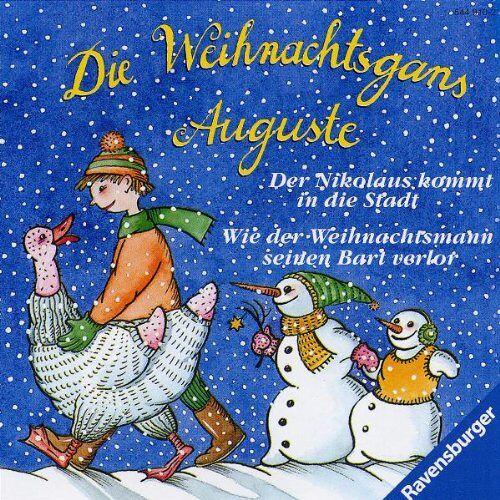 Kinderwelt - Die Weihnachtsgans Auguste - Preis vom 18.10.2020 04:52:00 h
