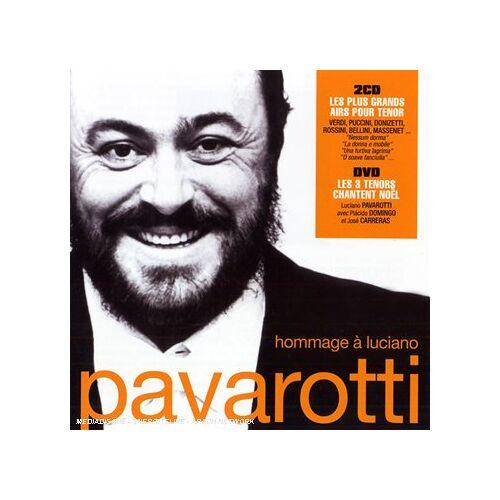Luciano Pavarotti - Hommage a Luciano Pavarotti - Preis vom 18.10.2020 04:52:00 h