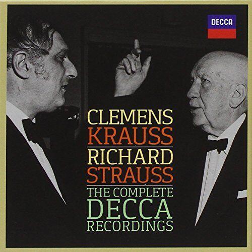 Clemens Krauss - Clemens Krauss Dirigiert Richard Strauss - Preis vom 17.01.2021 06:05:38 h