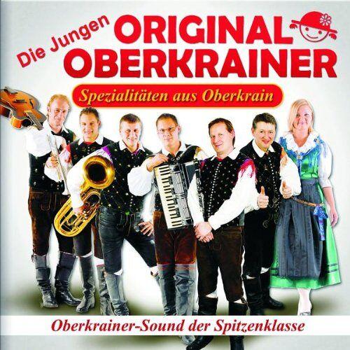 Jungen Oberkrainer, die Original - Spezialitäten aus Oberkrain - Preis vom 13.05.2021 04:51:36 h