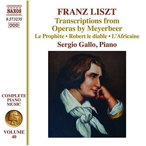 Sergio Gallo - Liszt: Complete Piano Music Vo - Preis vom 24.02.2021 06:00:20 h