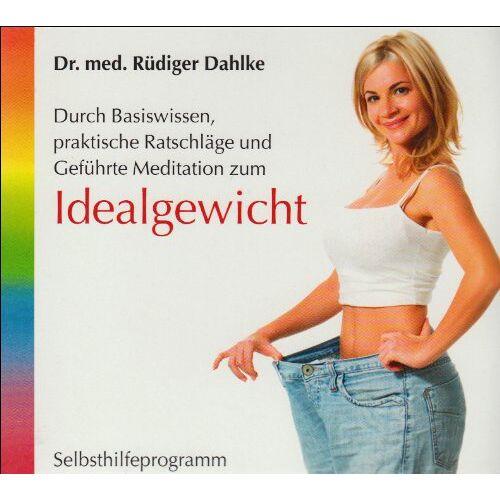 Dahlke, Dr. Rüdiger - Idealgewicht - Preis vom 03.05.2021 04:57:00 h