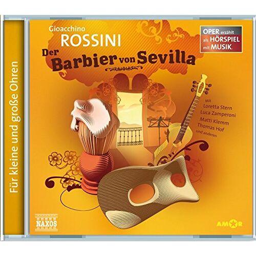 Stern - Rossini: der Barbier Von Sevilla - Preis vom 21.01.2021 06:07:38 h