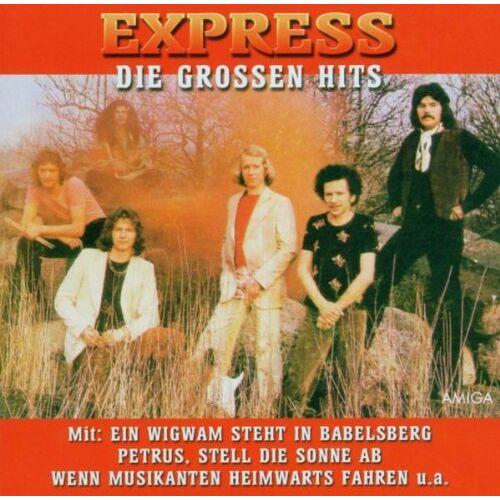 Express - Express Hits - Preis vom 04.06.2020 05:03:55 h