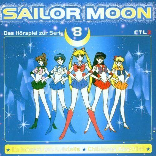 Sailor Moon - Vol. 8 (Im Inneren des Kristalls/Chibiusas Abschied) - Preis vom 22.04.2021 04:50:21 h