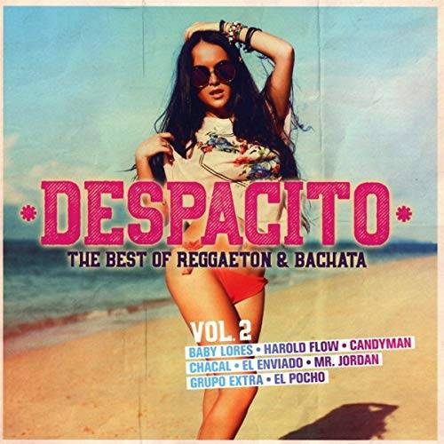 Various - Despacito Vol.2-the Best of Reggaeton & Bachata - Preis vom 13.04.2021 04:49:48 h